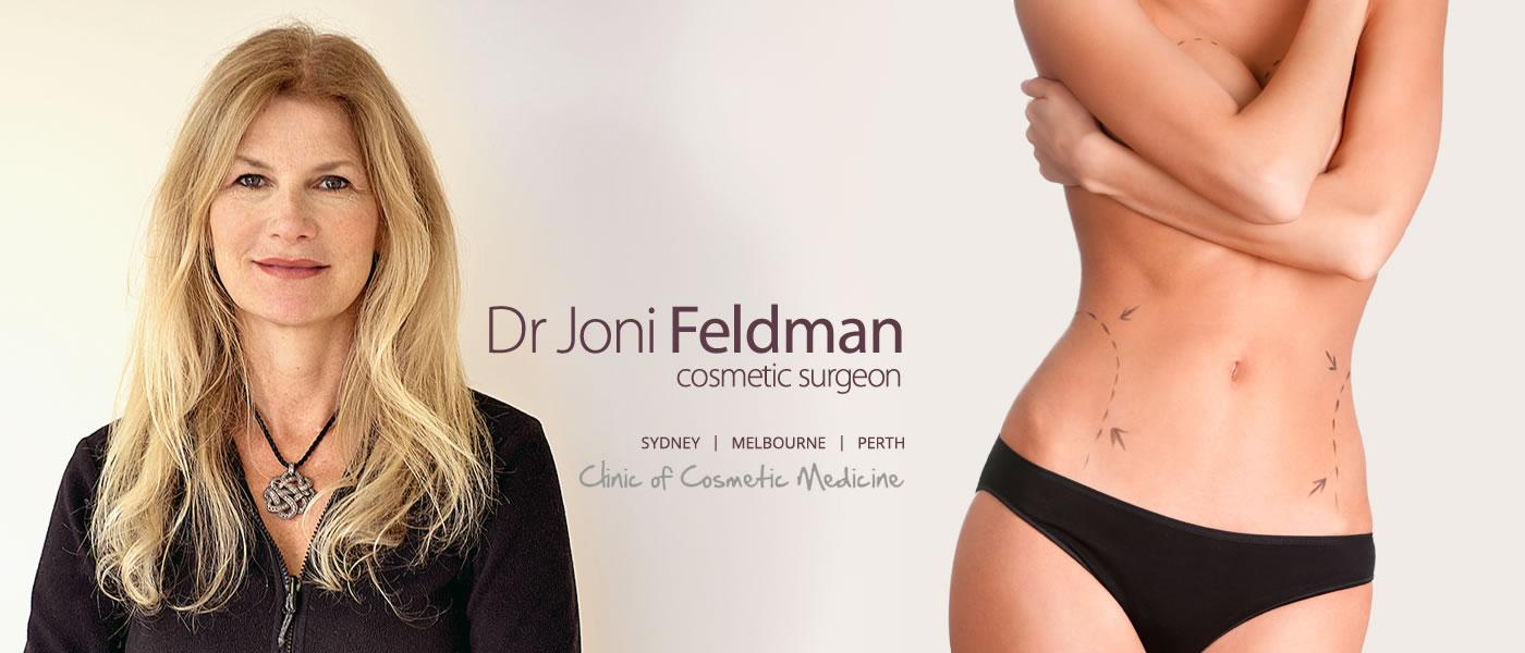 Liposuction in Melbourne - South Yarra with Dr Joni Feldman