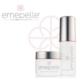 Emepelle Skincare for perimenopausal and menopausal women