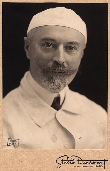 Charles Louis Dujarier - French Surgeon