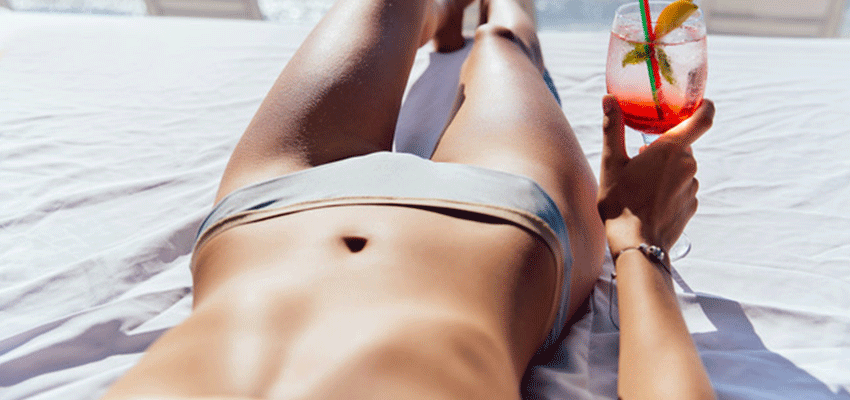 Liposuction for beach body